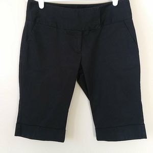 Tracy Evans Limited Bermuda Cuff Shorts Size 5